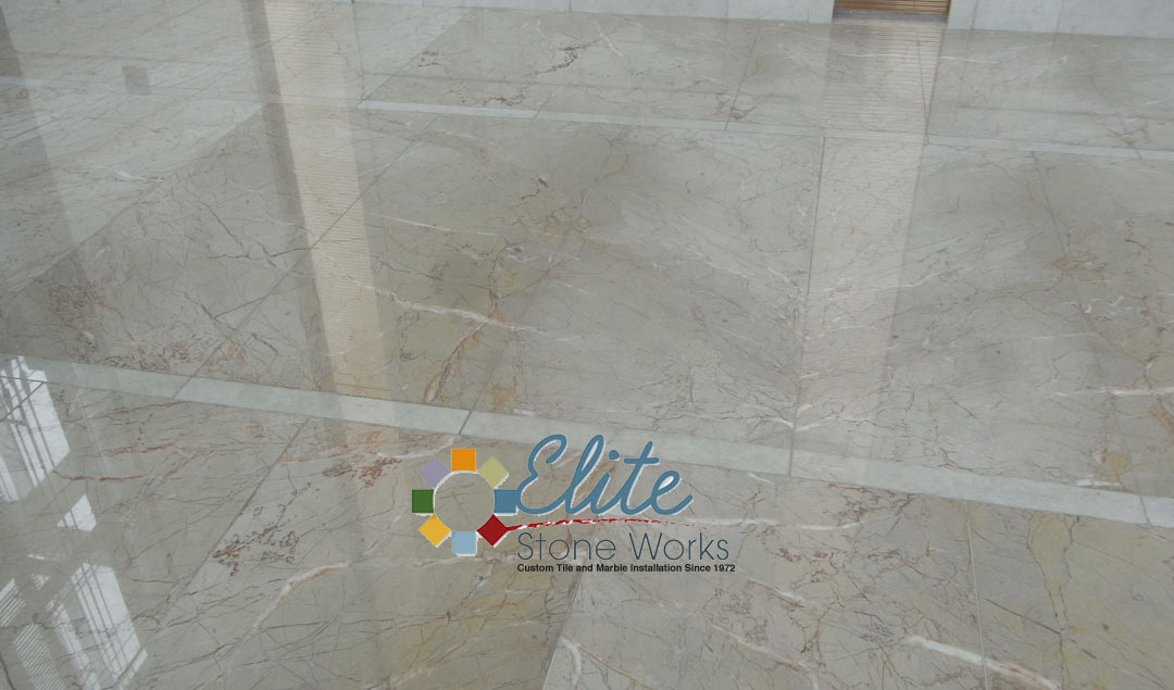 Marble Kitchen Flooring U2013 The Pros And Cons